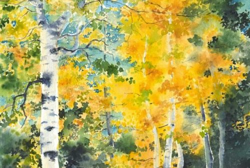 Aspen Series – Early Fall